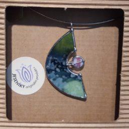 vitrážový šperk